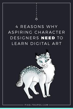 Digital art is not just a medium — it's an incredibly powerful tool that allows for virtually unlimited experimentation and versatility, if you take advantage of it properly. Click through to learn some of the many benefits that digital art provides... and why you need to learn it if you're an aspiring character designer!