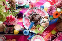 Styled shoot: een kleurrijke bridal shower | ThePerfectWedding.nl
