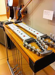 Baldwin Crossover pedal steel guitar by Sho-Bud Guitar Co.