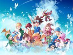 Digimon Adventure 02, Digimon Frontier, Digimon Tamers, Bandai Namco Entertainment, Spirited Art, Japan Art, Manga Pictures, Cultura Pop, Pokemon Cards