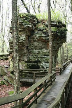 Bear town state park - hidden treasure in Pocahontas Co, WV - Awesome park!