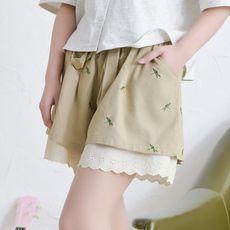 Sooc thô viền ren phong cách Nhật Bản