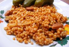 Hungarian Cuisine, Hungarian Recipes, Hungarian Food, Bacon, Food Porn, Beans, Food And Drink, Vegetables, Cooking