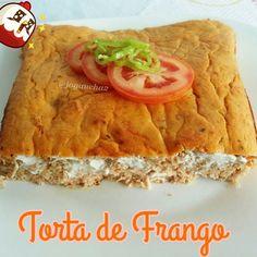 @jogaucha2's photo: Torta de Frango  porque ela é muito prática de fazer,  só bater TUDO no liquidificador e pronto , para quem faz a #dukan é uma ótima opção de almoço até mesmo de lanche☺, no dia q fiz coloquei colheradas de chá de cream cheesse light (não pode no ataque) no meio da massa e depois despejei o restante da massa . Receita @jogaucha2 : .  Tortinhas de frango   (PODE EM TODAS AS FASES da #dietadukan)  Ingredientes:  3 ovos,  400g de frango cozido picado,  Tempero à gosto (uso…