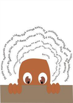 Poesia visual - COR 2. Philipe Marchiolli