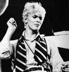 David Bowie <3 Serious Moonlight