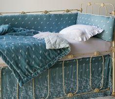 aqua blue velvet~ Bella Notte