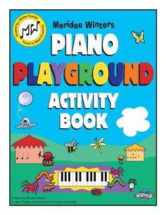 Meridee Winters Piano Playground