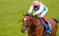 044a464f3 Juddmonte Farms' superstar filly Enable (GB) shot straight to the lead in  the