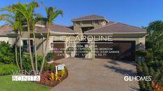 The Caroline Model Home   Valencia Bonita in Bonita Springs, Florida   G...