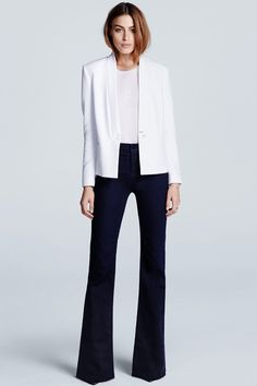 2387 Tailored High-Rise Flare | J Brand