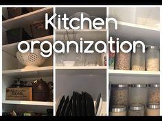 Οργάνωση κουζίνας ΠΑΝΩ ΝΤΟΥΛΑΠΙΑ | #victoriafesencogr - YouTube Kitchen Organization, Shoe Rack, House, Decoration, Youtube, Heidelberg, Decor, Home, Kitchen Organisation