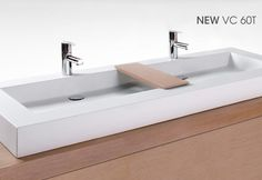cube collection Contemporary Bathtubs, Bathroom Sink Vanity, Sinks, Wet Style, Bath Fixtures, Bathroom Furniture, Luxury Homes, Interior Design, Bathrooms