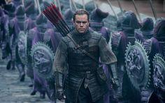 Stimmt euch ein auf das imposante Fantasy-Epos mit Matt Damon. Wir zeigen euch ganze neun Minuten Trailer und Clips zum düsteren Streifen. The Great Wall: 9 Minuten aus dem Fantasy-Epos ➠ https://www.film.tv/go/35932  #Fantasy #MattDamon #WillemDafoe