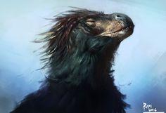 Atrociraptor by Raph Lomotan