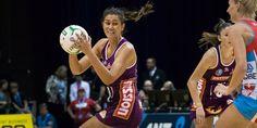 The Home Of The Queensland Firebirds - Netball - ANZ Championship