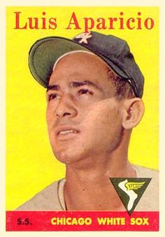 1958 topps baseball    aparicio | 1958 set name 1958 topps card size 2 1 2 x 3 1 2 number of cards in ...
