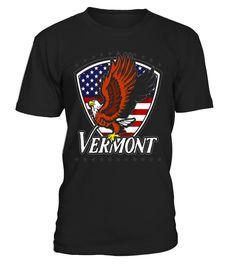 Vermont Bald Eagle on American Flag T-shirt  veteransday#tshirt#tee#gift#holiday#art#design#designer#tshirtformen#tshirtforwomen#besttshirt#funnytshirt#age#name#october#november#december#happy#grandparent#blackFriday#family#thanksgiving#birthday#image#photo#ideas#sweetshirt#bestfriend#nurse#winter#america#american#lovely#unisex#sexy#veteran#cooldesign#mug#mugs#awesome#holiday#season#cuteshirt