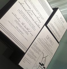 Adventures in DIY Cost-Saving Wedding Invitations | The Budget Savvy Bride
