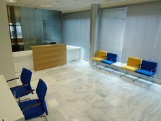 Diseño e instalación de sede Cajalmendralejo en Córdoba