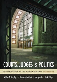 Courts, Judges, and Politics by Walter Murphy http://smile.amazon.com/dp/0072977051/ref=cm_sw_r_pi_dp_zIv9tb14P1ZXS