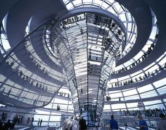 Norman Foster Reichstag Building #Foster #Norman Pinned by www.modlar.com