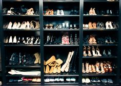 """""""I just bought a pair of Gianvito Rossi flats because I'm at the airport all the time and I'm really tired of putting on big boots and heels."""" http://www.thecoveteur.com/chrissy-teigen-home-style/"""