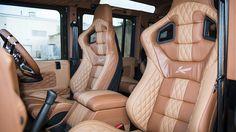 Kahn Land Rover Lamborghini, Ferrari, New Land Rover Defender, Kahn Design, Sport Seats, Jeep Seats, Aston Martin Vanquish, Benz S Class, Luxury Suv