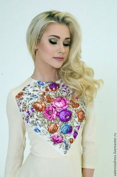 Sleeves design is an important aspect of any clothing's item-such as blouse, top, or dresses we create. Mode Russe, Spring Fashion, Autumn Fashion, Vintage Trends, Mom Dress, Girls Dresses, Summer Dresses, Embroidered Clothes, Russian Fashion