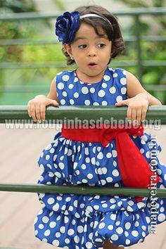 Vestido da Galinha Pintadinha para festa de aniversário. Outros modelos de vestidos para crianças no site http://www.eroupasdebebe.com/fantasia-da-galinha-pintadinha-infantil