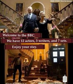Doctor who in a nutshell :)