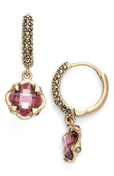 Judith Jack earrings