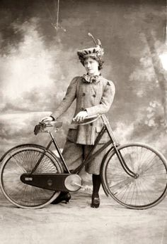 By the 1890s, the bicycle was creating a social revolution in the United States. Nearly two million bicycles were being manufactured each ye...