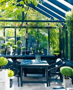 I just want a conservatory. Is that to much to ask??