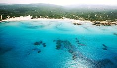 Best beaches in Italy 2014 according to Blue flag - Santa Teresa di Gallura, Sardinia - Located in the Province of Olbia, Rena Bianca is Santa Teresa's beach featuring incredible pristine waters, warm too, which is unusual for the Region. Corsica can be seen from the beach.