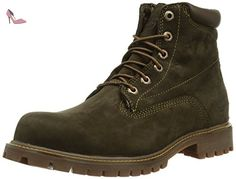 Timberland Alburn 6 In Basic, Bottes Classiques homme, Marron (Brown), 41.5 EU - Chaussures timberland (*Partner-Link)