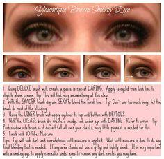 How to create the smoky eye look