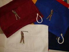 Golf Towel and Golf Equipment Special Golf Towels, Beach Hotels, Hotel Spa, Products, Fashion, Moda, Fashion Styles, Fashion Illustrations, Gadget
