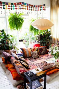 Decor Boho - Estilo Boêmio
