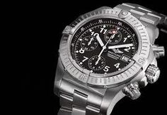 Breitling Super Avenger Breitling, Rolex Watches, Avengers, My Love, Accessories, Products, The Avengers, Gadget, Jewelry Accessories