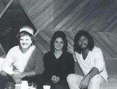 Conway, Dau. Joni & Barry Gibb
