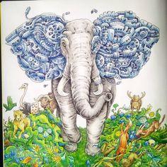 #imagimorphia #zifflin #adultcoloringbook #kolorowankidladorosłych