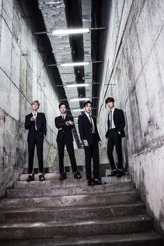 """The Rose (더 로즈)"" is a South Korean boy band under J&Star Entertainment. Rose Foto, J Star, Rose Wallpaper, Fandoms, White Roses, Mustache, Rose Group, October 4th, Bts"