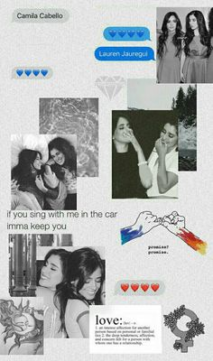 Ally Brooke, Seo Kang Joon Wallpaper, Fifth Harmony Camren, Get A Girlfriend, Camila And Lauren, Beautiful Love Stories, Remember The Time, Girl Couple, You Promised