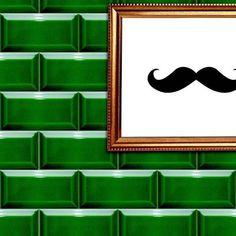 Kakel Biselado Verde | Kakelspecialisten Master Bathroom, Sweet Home, New Homes, Frame, Kitchens, Spa, Design, Home Decor, Photos