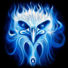 Mystic Eagle by hardart-kustoms