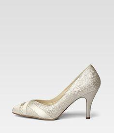 Bride shoes Pumps Rainbow Metallic