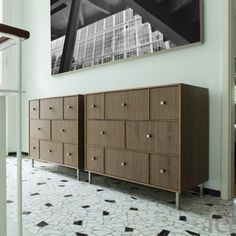 Rucellai #Sideboard by #Porada starting from £2,954. Showroom open 7 days a week. #fcilondon #furniture_showroom_london #furniture_stores_london #porada_furniture #porada_Sideboard #modern_Sideboard