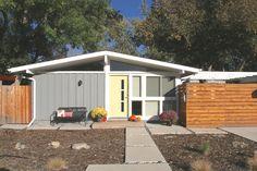 Mid Century Modern in Denver, Cliff May, Houseplans Blog