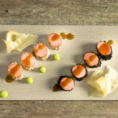 Originale e dal gusto inconfondibile, ecco la ricetta del sushi di Wudy in salsa teriyaki con sesamo e wasabi! Scoprite subito qui la ricetta!    #LeIdeediAIA #AIA #Wudy #Sushi #Wasabi #Sesamo #Ricette #Recipe #Recipes #cook #cooking #food #foodie #like #love #eat #foodlovers